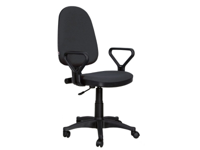 Компьютерное кресло Престиж Топаз В-40 Темно-Серый