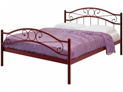 Кровать Надежда Plus красная