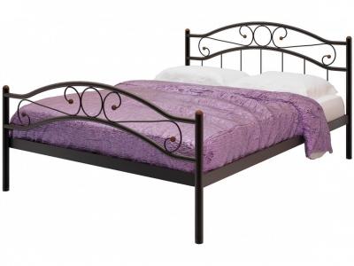 Кровать Надежда Plus коричневая