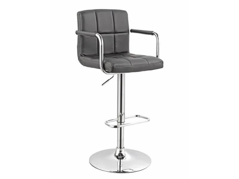 Барный стул BN 1013 (WY 451U) Черный