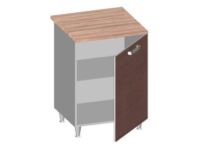 Стол-шкаф Эконом 14.25 на 600 845-600-600