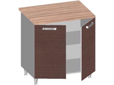 Стол-шкаф Эконом 14.28 на 800 845-800-600