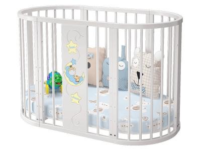 Кроватка детская Эстель