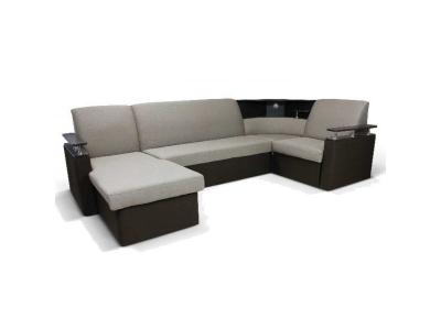 Угловой диван Жасмин Люкс Montana 033-Astor 900