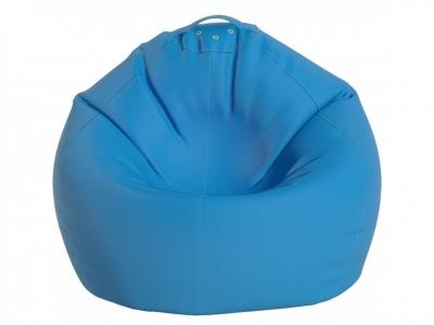 Кресло-мешок Малыш нейлон голубой