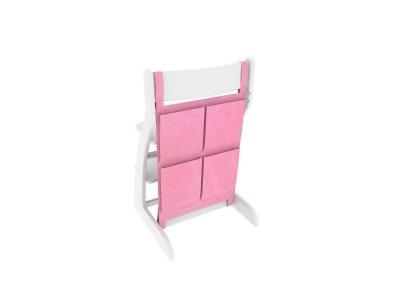 Накладные карманы Усура розовый
