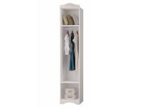 Шкаф-пенал для платья и белья Виола-2