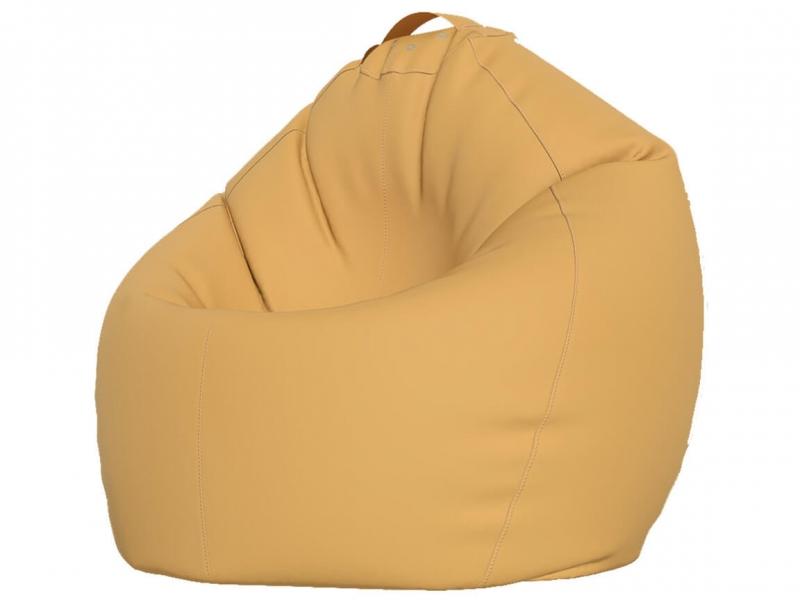 Кресло-мешок XXXL нейлон бежевый